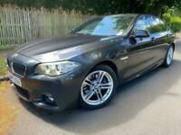 2014 BMW 5 Series 2.0 520d M Sport 4dr Saloon Diesel Automatic