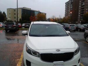 2015 Kia Sedona L Minivan, Van