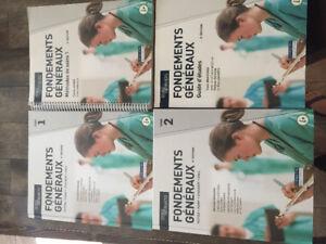 Livres soins infirmiers à vendre
