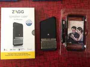 Zagg Speaker Case for iPhone 6 London Ontario image 1