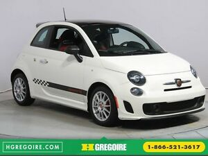 2012 Fiat 500 ABARTH CUIR TOIT MAGS