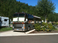 Prevost RV Coach