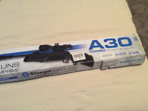 Stoeger Air Rifle Almost New! Excellent Condition - Plus extras