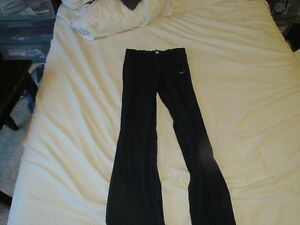 Womens Blue Nike Athletic Pants Size MT