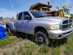 PARTING OUT 1994 - 2005 DODGE RAM 3500 4X4  5.9L