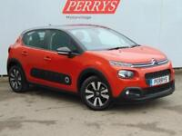 2018 CITROEN C3 1.6 BlueHDi 100 Feel 5dr