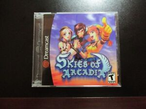 Skies of Arcadia SEGA Dreamcast