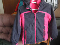 Girl's Ski Jacket sz 7/8