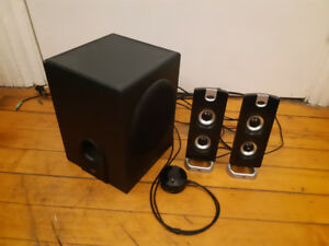 Laptop / computer speakers