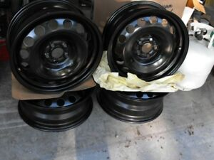 "16""rims set of 4---5/100 bolt"