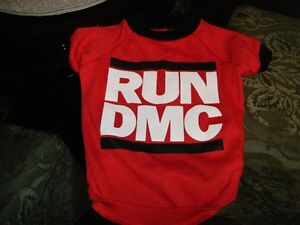pet RUNDMC shirt