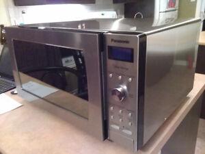 Panasonic Microwave serie Genius Prestige