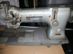 """Two"" Sewing machines"