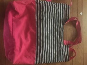 Victoria's Secret beach bag pink