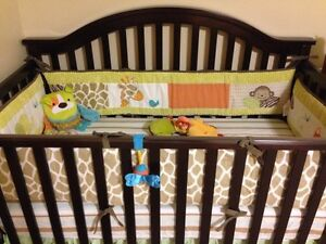 Safety First Carlisle 3-in-1 Crib