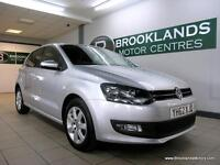 Volkswagen Polo 1.2 MATCH 60PS [4X SERVICES, LOW MILES and DAB RADIO]