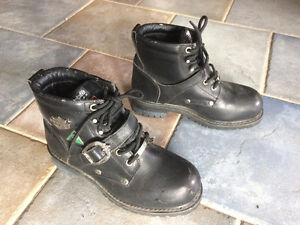 Harley boots (ladies)  size 7 1/2