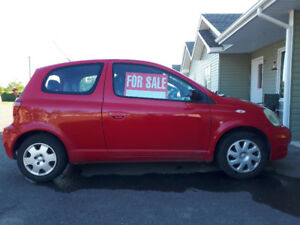 2004 Toyota Echo (Selling As Is - Needs Repairs) SOLD