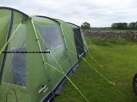 6 man tent plus accessories