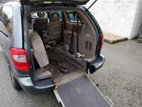 Chrysler Grand Voyager 3.3 AUTO Limited***DISABLED WHEEL CHAIR ACCESS!***