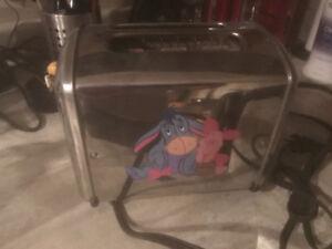 Winnie the Pooh toaster