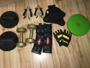 Lifting&Workout Equipment Set