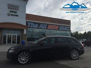 2010 Audi A4 2.0T   ACCIDENT FREE, QUATTRO, HEATED LEATHER