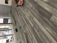 Flooring installers needed.