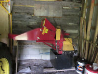 PTO driven up to 6 inch Wood Chipper