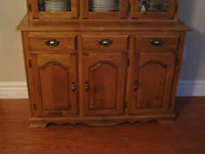 MAKE AN OFFER!  Buffet & Hutch