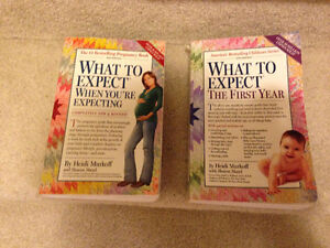 2 What to Expect books