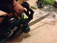 Chain saw 49cc