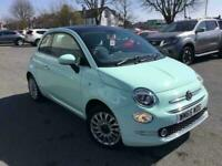 2015 Fiat 500 1.2 Lounge 3dr Hatchback Petrol Manual