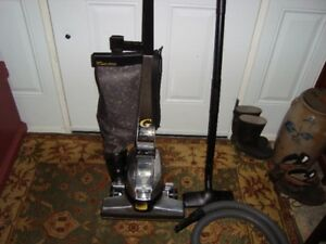 QUALITY KIRBY UPRITE VACUUM WITH POWER DRIVE