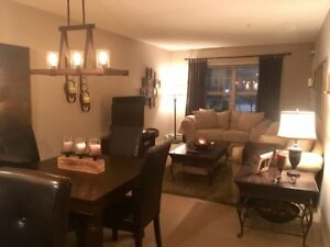 Luxury Condo Vacation Rental in SW Edmonton