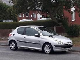 Peugeot 206 1.1 8v 2005MY Independence