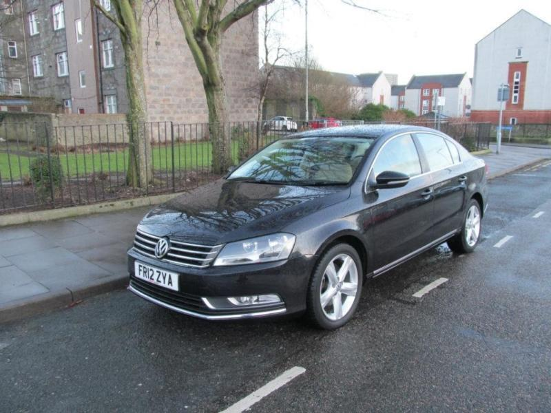 2012 Volkswagen Passat 2 0 TDI BlueMotion Tech SE DSG 4dr | in Aberdeen |  Gumtree