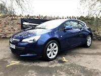 2014 Vauxhall Astra GTC 1.4 Petrol! £130 Per Month!