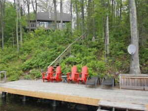 Waterfront cottage available for weekend/weekly rental