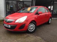 2012 (61) Vauxhall Corsa 1.0i ecoFLEX S *2 Keys, £30 a Year Tax, Up To 65 MPG*