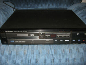 PIONEER PD-5010 Single-Disc CD Player