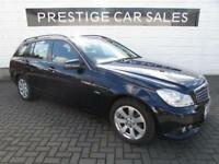 2012 Mercedes-Benz C Class 2.1 C220 CDI BlueEFFICIENCY SE 5dr Diesel blue Manual