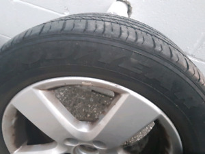 Used Tires with rims