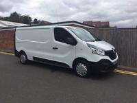 Renault Trafic 1.6 dCi Low Roof Van 2014 LL29 115 Business NEW SHAPE NO VAT