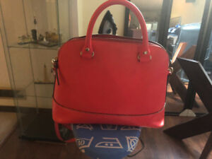 Kate spade purse (Hot Pink)