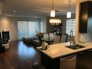 SEMI-FURNISHED (APPLIANCES ONLY) -CHOMEDEY, LAVAL - 1450$/MONTH