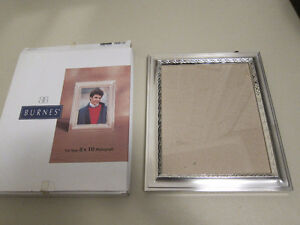 "Burnes 8"" x 10"" Standing Picture Frame"