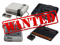 BUY AND PICKUP OLD VIDEO GAMES!