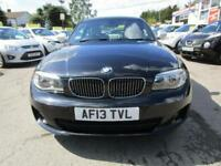 2013 BMW 1 Series 2.0 118d Exclusive Edition 2dr