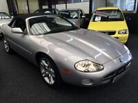 2002 JAGUAR XK8 4.0 Auto From GBP12650+ Retail Package